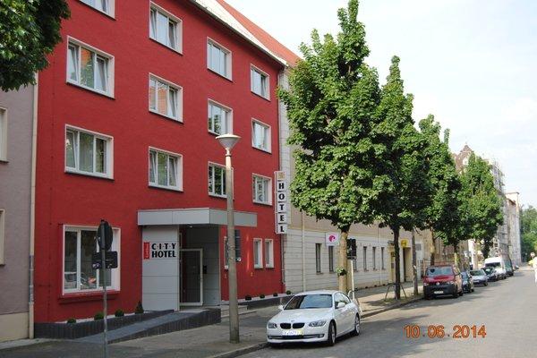 City-Hotel Cottbus - фото 22