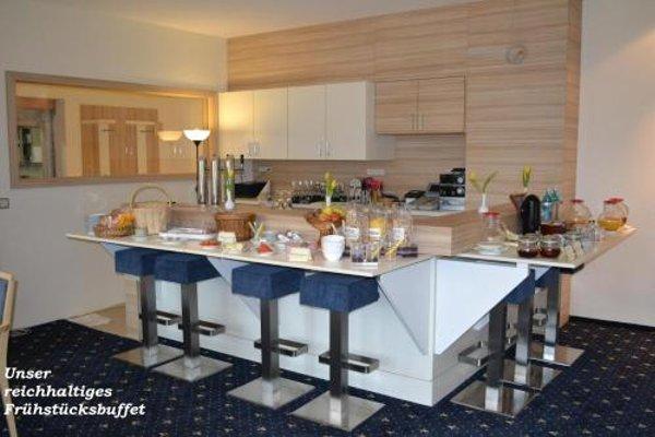 City-Hotel Cottbus - фото 7