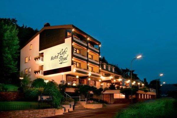 Moselromantik Hotel THUL - фото 23