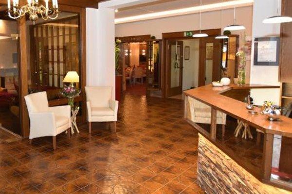 Moselromantik Hotel THUL - фото 8