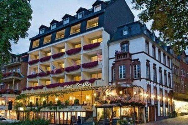 Hotel Karl Muller - фото 21