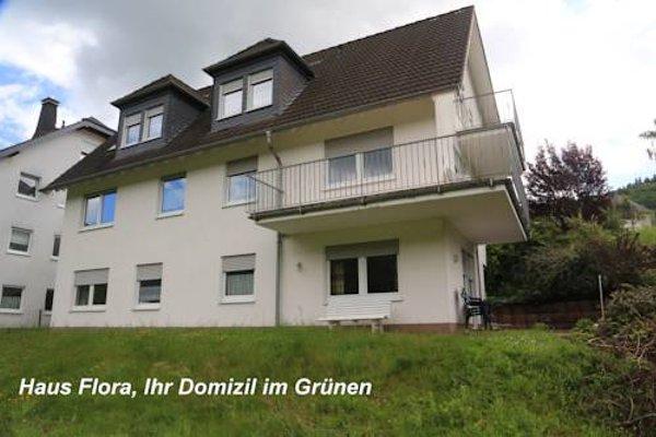 Haus Flora - Ferienwohnungen - 22