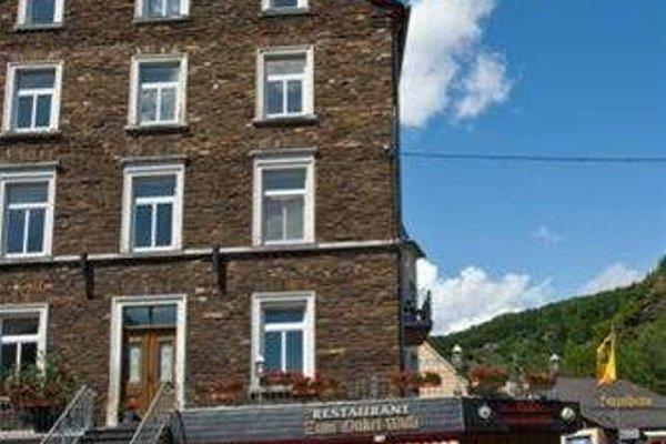 Moselland Hotel im Enderttal Zum Onkel Willi - фото 19
