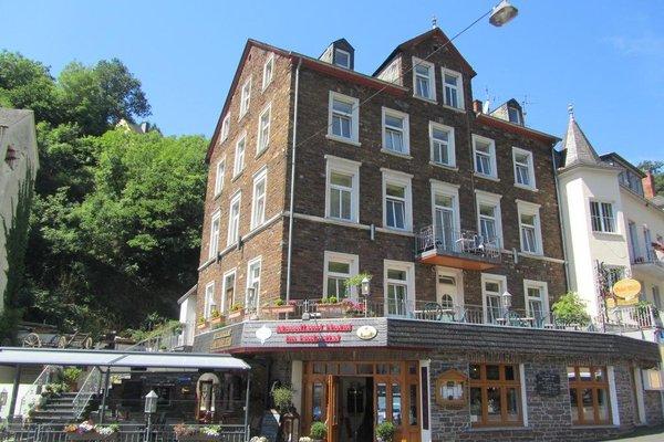 Moselland Hotel im Enderttal Zum Onkel Willi - фото 20