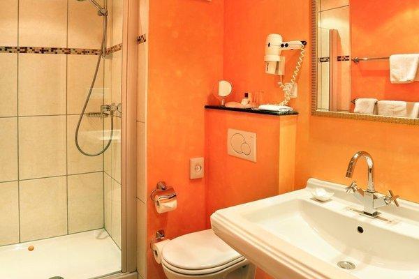 Romantik Hotel Goldene Traube - фото 11