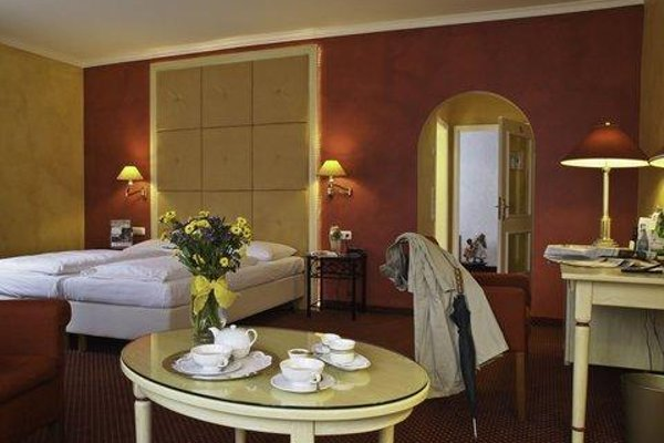 Romantik Hotel Goldene Traube - фото 14