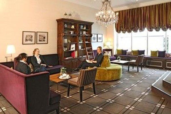 Romantik Hotel Goldene Traube - фото 16