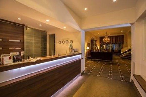 Romantik Hotel Goldene Traube - фото 17
