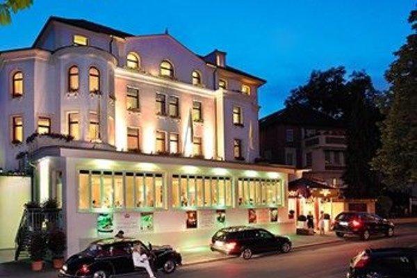Romantik Hotel Goldene Traube - фото 22