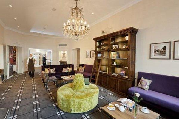 Romantik Hotel Goldene Traube - фото 5