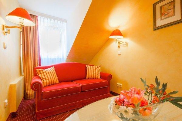 Romantik Hotel Goldene Traube - фото 7