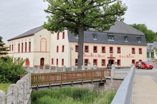 Gasthof und Hotel Roter Hirsch - фото 22