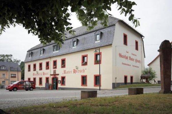 Gasthof und Hotel Roter Hirsch - фото 23