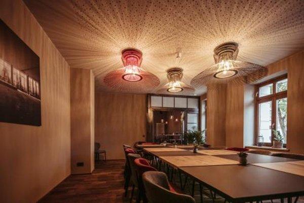 alexxanders Hotel & Boardinghouse, Restaurant - фото 16