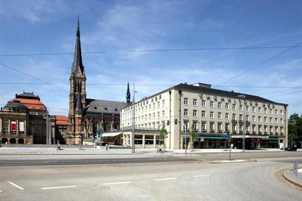 Gunnewig Hotel Chemnitzer Hof by Centro - фото 19