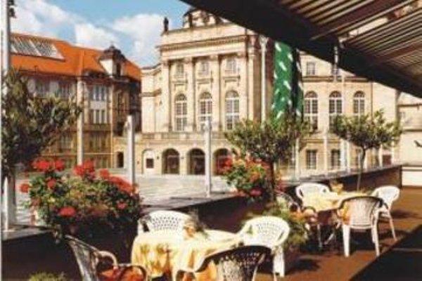 Gunnewig Hotel Chemnitzer Hof by Centro - фото 20