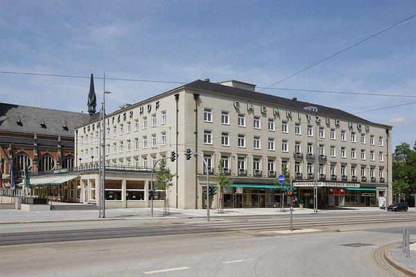 Gunnewig Hotel Chemnitzer Hof by Centro - фото 21