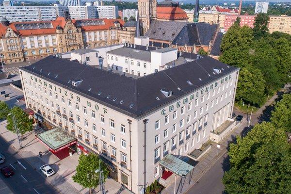 Gunnewig Hotel Chemnitzer Hof by Centro - фото 22