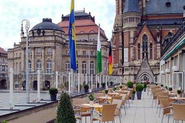 Hotel Chemnitzer Hof - фото 23