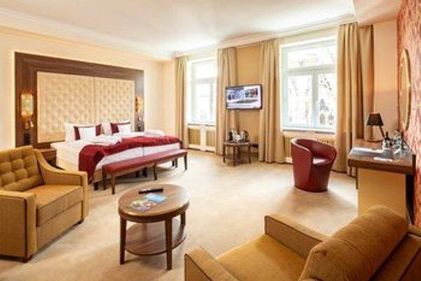 Gunnewig Hotel Chemnitzer Hof by Centro - фото 4