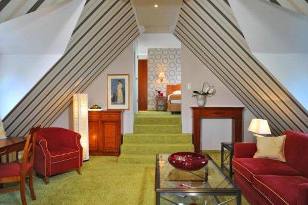 Ringhotel Landhaus Haveltreff - фото 13