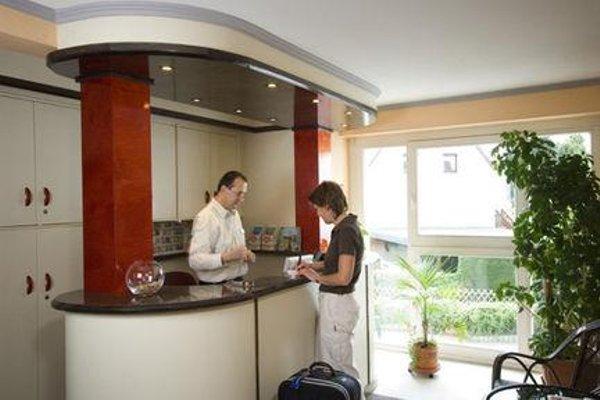 Hotel an der Linah garni - 18