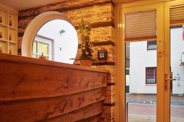 Land-gut-Hotel Bernstein Bootshaus - 16