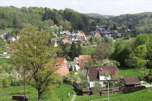 Panorama-Gasthof Burgschanke - фото 20