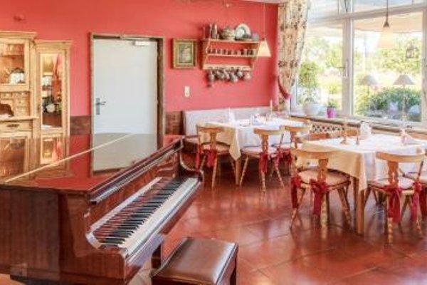 Landhotel Bayerische Alm - фото 13
