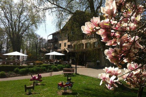 Landhotel Bayerische Alm - фото 18