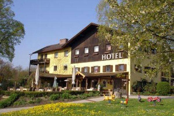 Landhotel Bayerische Alm - фото 20