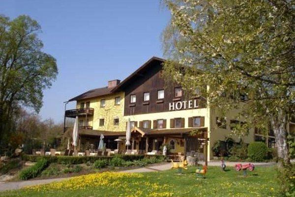 Landhotel Bayerische Alm - фото 21