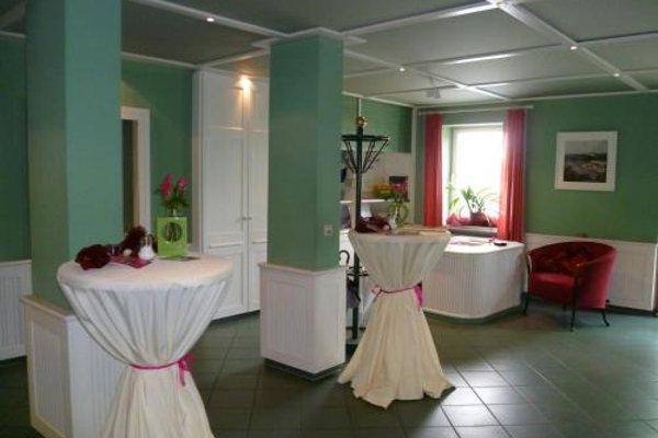 Gartenhotel Salzach - фото 12