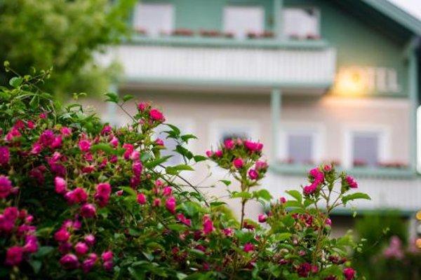 Gartenhotel Salzach - фото 16
