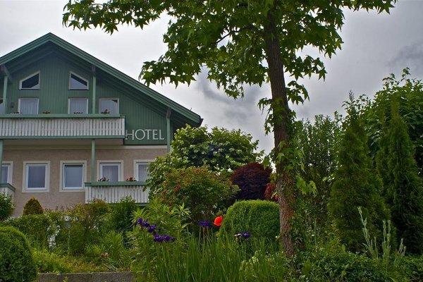 Gartenhotel Salzach - фото 19
