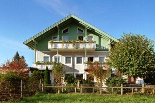 Gartenhotel Salzach - фото 21