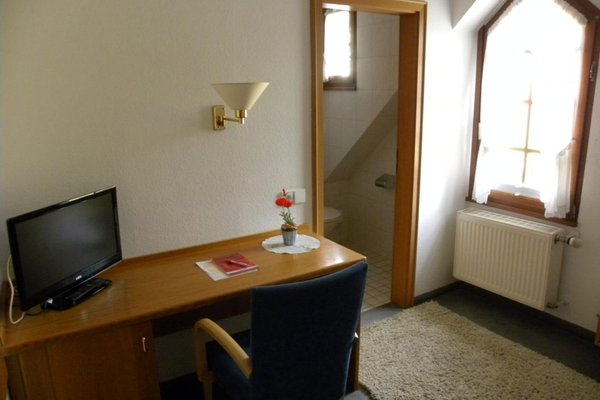 Hotel Restaurant Adler Buhlertal - фото 28