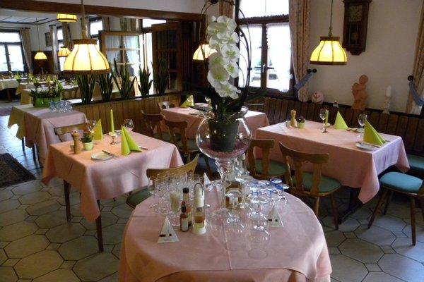 Hotel Restaurant Adler Buhlertal - фото 18