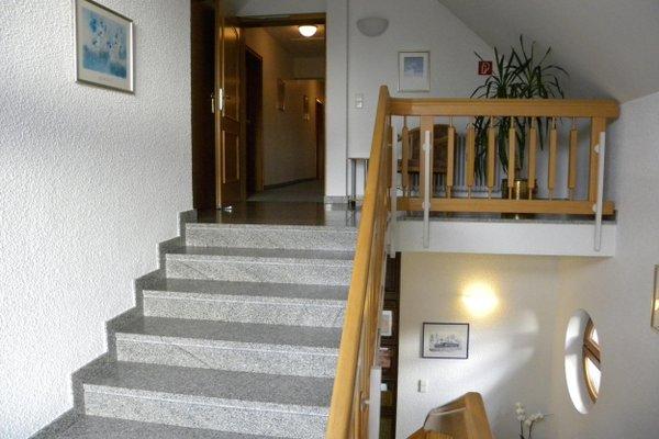 Hotel Restaurant Adler Buhlertal - фото 20