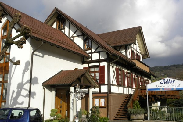 Hotel Restaurant Adler Buhlertal - фото 22