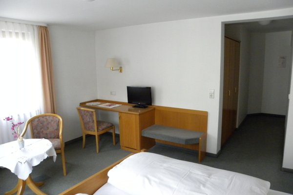Hotel Restaurant Adler Buhlertal - фото 3