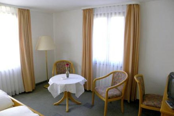 Hotel Restaurant Adler Buhlertal - фото 4