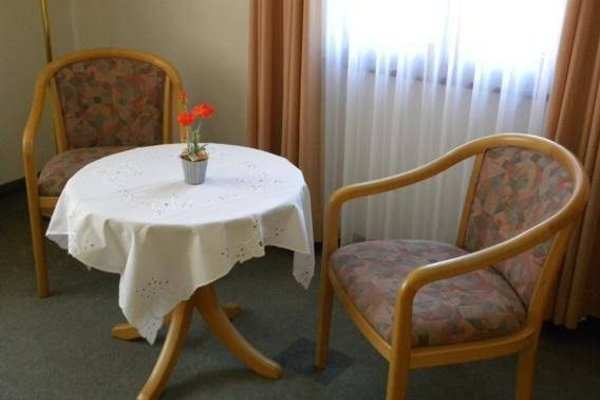Hotel Restaurant Adler Buhlertal - фото 7
