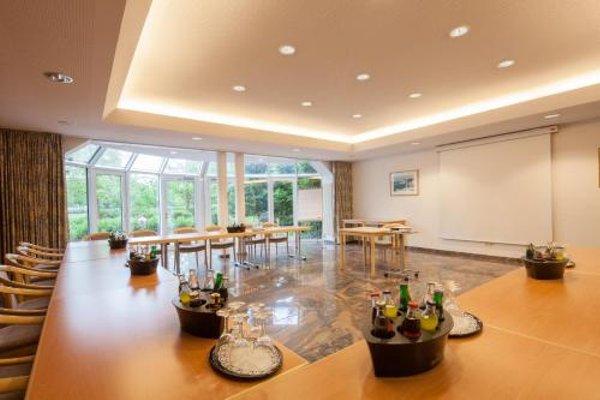 Hotel Heidehof garni - фото 13