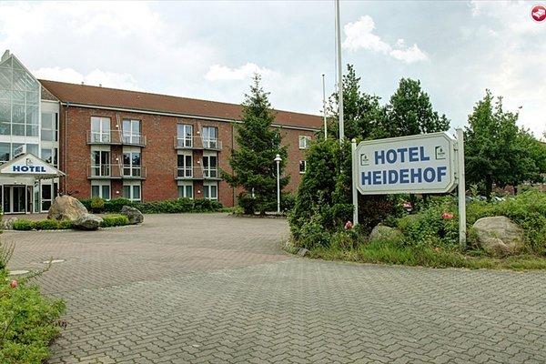 Hotel Heidehof garni - фото 23