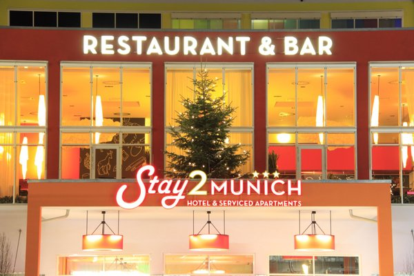 Stay2Munich Hotel & Serviced Apartments - фото 14