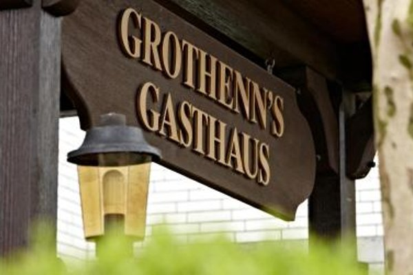 Grothenn's Hotel - фото 17