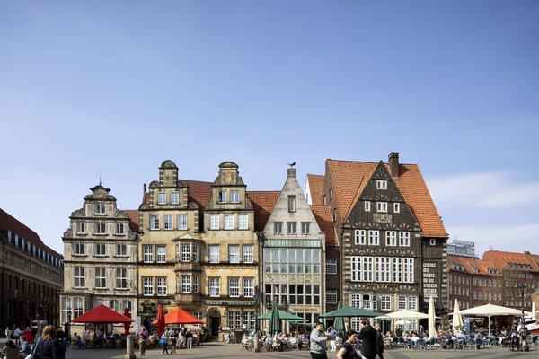 Отель Holiday Inn Express Bremen-Airport - фото 23
