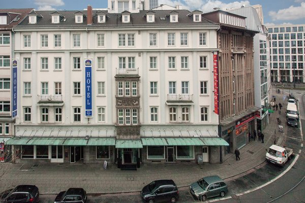 Best Western Hotel Bremen City - 23