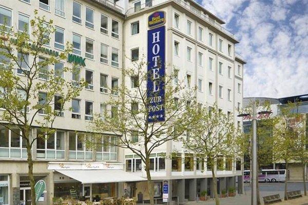 Best Western Hotel zur Post - фото 23